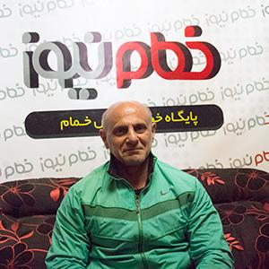 خمام - حضور عباس کاظمی به عنوان داور در مسابقات پرسسینه نابینایان و کمبینایان کشور