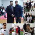 درخشش تیم آیندهسازان خمام در مسابقات کاراته کومیته انفرادی باشگاههای بندرانزلی