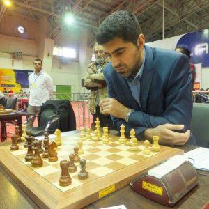 خمام - مقام چهارم پوررمضانعلی در مسابقات بینالمللی شطرنج فردوسی / نفرات اول تا چهارم ۹ امتیاز کسب کردند