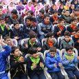 برگزاری جشن نوروز در مدارس بخش خمام