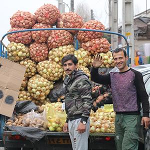 خمام - حال و هوای عید نوروز در آخرین «یکشنبه بازار» سال ۱۳۹۵