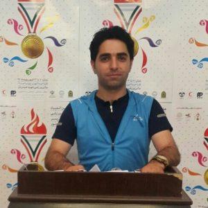 خمام - اعزام تیم کاراته پیام نور گیلان به مسابقات دانشجویان کشور به سرمربیگری سجاد عبدی