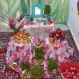 برگزاری جشن نوروز در مدارس و مهدکودکهای خمام