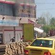 سفرهخانه سنتی در روستای دافچاه طعمه حریق شد