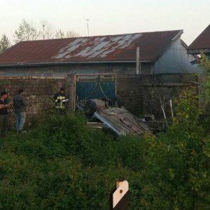 خمام - دختر ۱۵ ساله در سانحه واژگونی و برخود ۴۰۵ با دیوار جان باخت