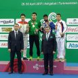 میلاد پورکاظمی مدال برنز رقابتهای کیک بوکسینگ واکو قهرمانی آسیا را کسب کرد