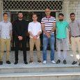 از بازیکنان و مربی خمامی تیم سپیدرود و ستارهی خمامی فوتبال بانوان ایران تقدیر شد