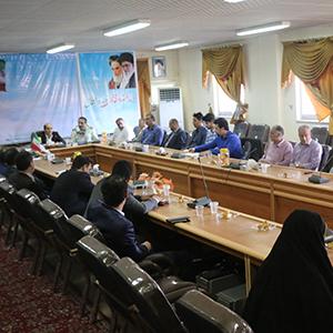 خمام - جلسه توجیهی داوطلبین شورای شهر برگزار شد