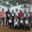 فرنگیکاران خمامی در مسابقات کشتی نوجوانان شهرستان رشت ۹ مدال رنگارنگ کسب کردند