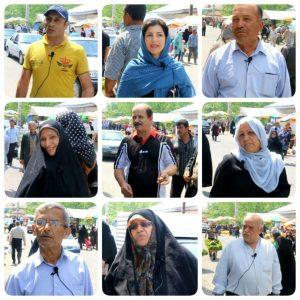 خمام - چهره به چهره با مردم، تا انتخابات ۹۶