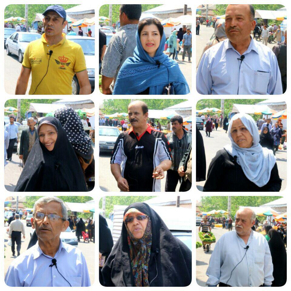 چهره به چهره با مردم، تا انتخابات ۹۶