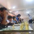 رقابت همزمان استادبزرگ امیررضا پوررمضانعلی با ۳۲ شطرنجباز گیلانی به ۳۱ پیروزی و ۱ تساوی انجامید