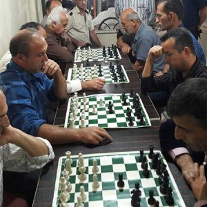 خمام - ۲۷ شطرنجباز در مسابقات جام رمضان به رقابت میپردازند
