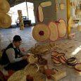 فشتکه بهعنوان نخستین روستای ملی حصیر در کشور معرفی شد