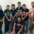 اعضای باند کیف قاپ در خمام دستگیر شدند