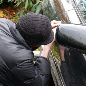 خمام - سرقت ۵ میلیون تومان وجه نقد از داخل خودرو
