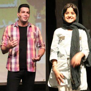 خمام - ۲ هنرمند خمامی در جشنواره استندآپ کمدی به اجرا پرداختند