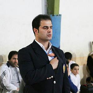 خمام - علیرضا نوروزی در مسابقات قهرمانی کاراته آسیا به قضاوت میپردازد