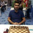صدرنشینی امیررضا پورمضانعلی در دور پنجم از مسابقات قهرمانی غرب آسیا