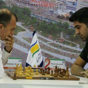 خمام - درخشش امیررضا پوررمضانعلی در مسابقات بینالمللی شطرنج جام ستارگان