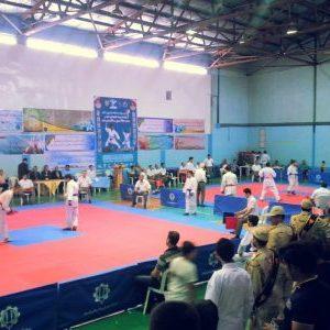 خمام - کسب ۱ مدال طلا، ۱ نقره و ۶ برنز برای خمام در مسابقات سبک شوتوکان ادونس کاراته کشور