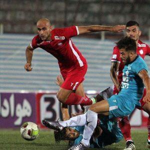 خمام - قرارگیری سیدهادی موسوی در تیم منتخب هفته چهارم لیگ برتر