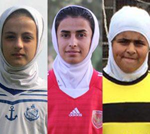 خمام - ۲ بازیکن خمامی به مسابقات فوتبال زیر ۱۴ سال دختران کشور راه یافتند