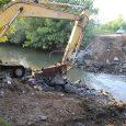 عملیات اجرایی احداث پل روستای دهنهسر شیجان آغاز شد