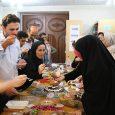 جشنواره غذای سالم در کتابخانه شهید بهشتی برگزار شد