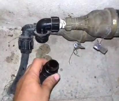 مشکلات آب شهر خمام تمامی ندارد!