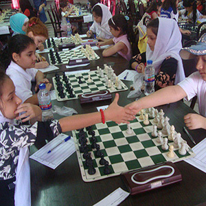 خمام - ۱۰ شطرنجباز خمامی در رقابتهای شطرنج نوجوانان استان گیلان حضور یافتند