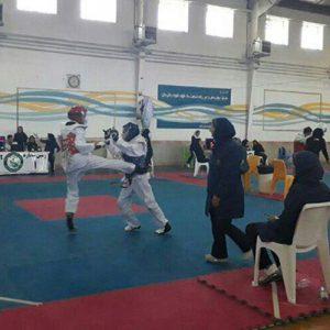 خمام - پیروزی ۹ بر ۱ تیم رسپینا در لیگ تکواندو نونهالان / تداوم پیروزیهای تیم شهاب در لیگ خردسالان