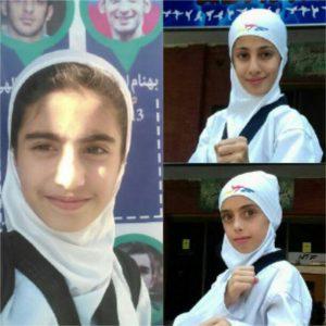 خمام - تداوم پیروزیهای فاطمه محمدعلیپور، رویا یوسفیزاده و فاطمه نوروزی در لیگ تکواندو