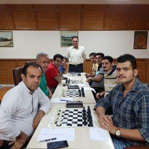 خمام - تیم شطرنج خمام شکست دیدار رفت مقابل تیم بانک ملی گیلان را با نتیجه ۳ بر ۱ جبران نمود
