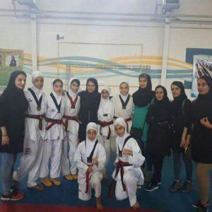 خمام - تیمهای شهاب و رسپینا به پیروزی دست یافتند