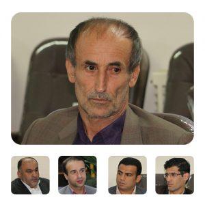 خمام - سیدرضی مودبپور بهعنوان رئیس شورای شهر خمام انتخاب شد