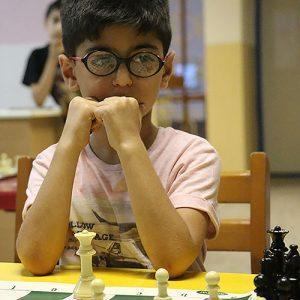 خمام - رقابتهای شطرنج نوجوانان بخش خمام با قهرمانی امیرمهدی شمسی خاتمه یافت