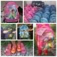 توزیع رایگان کیف مدرسه و لوازم تحریر بین بیشاز ۵۳ دانش آموز نیازمند خمامی
