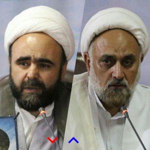 خمام - حجتالاسلام حسین رستمیشاهرودی به عنوان امام جمعه جدید بخش خمام معرفی شد