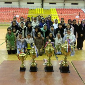 خمام - درخشش ۴ خمامی در رقابتهای قهرمانی والیبال نونهالان دختر استان گیلان / ۲ خمامی برای حضور در مسابقات کشوری انتخاب شدند