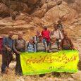 صعود پیشکسوتان کوهنوردی خمام به قله آبسفید زردکوه