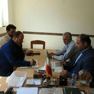 خمام - علیرضا عبدی به عنوان رئیس شورای بخش خمام انتخاب شد / مجتبی عزیزصفت به شورای شهرستان راه یافت