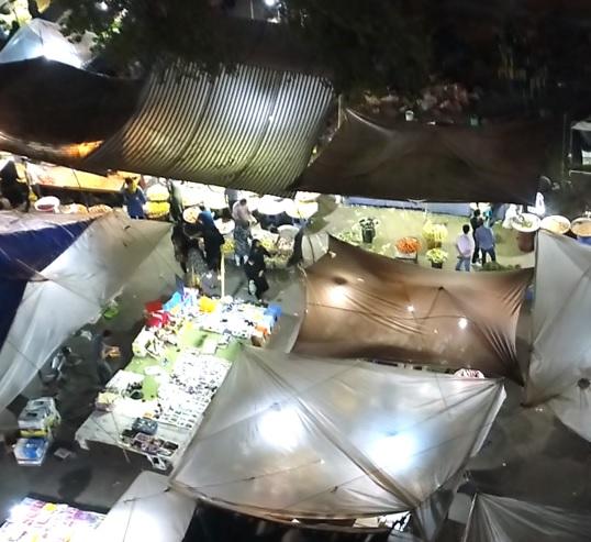 نگاهی به یکشنبه بازار، بازار هفتگی شهر خمام