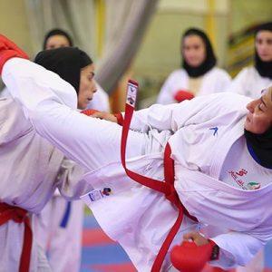 خمام - کسب ۲ مدال طلا، ۲ نقره و ۵ برنز توسط بانوان خمامی در مسابقات استانی کاراته