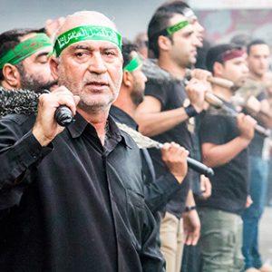 خمام - سوگواری مردم در تاسوعا و عاشورای حسینی