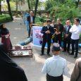 اردوی سلامت با حضور سالمندان روستای مرزدشت برگزار شد