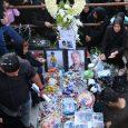 از اشک ماتم مردم در سوگ اهورا تا پیام تسلیت پدر آتنا اصلانی و انتشار مستند اهورا