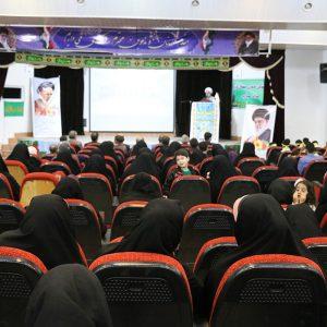 خمام - مراسم افتتاحیه کانون فرهنگی تبلیغی قائم (عج) خواچکین برگزار شد