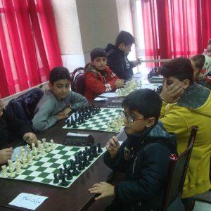 خمام - ۲ تیم خمامی در مسابقات شطرنج لیگ آینده سازان گیلان حضور یافتند