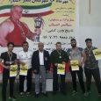 ۳ مدال طلا، ۲ نقره و ۱ برنز در رقابتهای قهرمانی پرس سینه استان گیلان